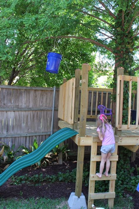 1000 images about tree house on backyards house