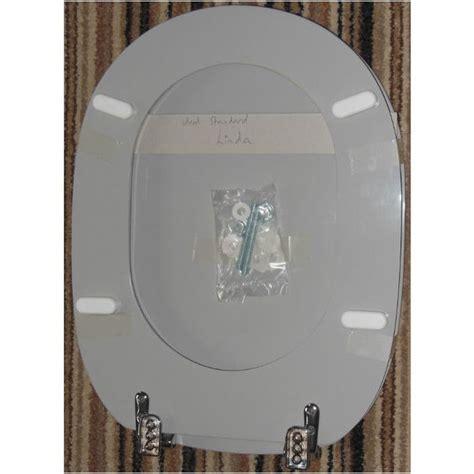 Bathroom Buddy Replica Ideal Standard Resin Replica Seat In Colours On Ebid