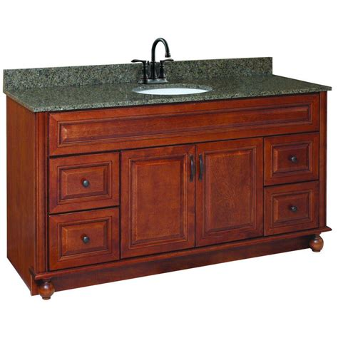 design house montclair vanity design house montclair 60 in w x 21 in d vanity cabinet