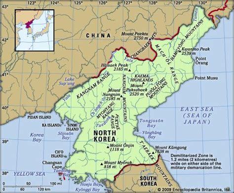 5 themes of geography north korea north korea history geography britannica com