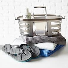 bathroom caddy for college shower caddy bathroom storage for college dorm bed