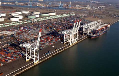 port du havre trafic global en baisse de 6