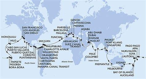 119 day cruise around the world 119 day cruise around the world