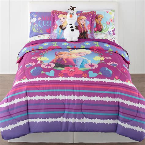 frozen queen comforter frozen bed set beautiful kids frozen bed set with frozen