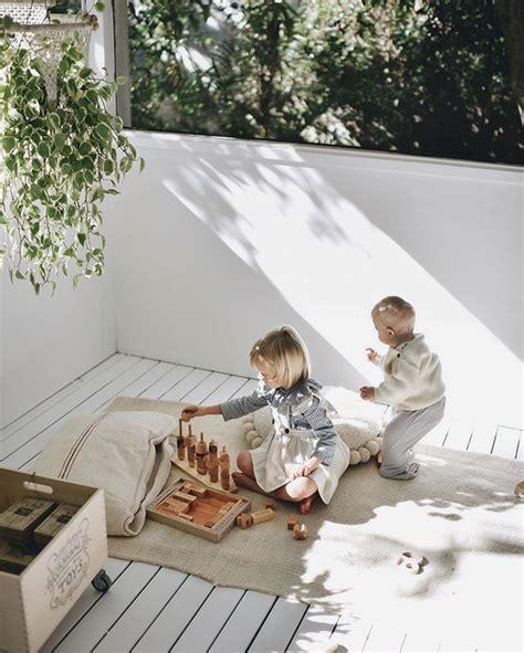 attrezzare un terrazzo come arredare un terrazzo a misura di bambino lovethesign