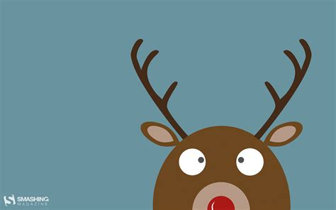 wallpaper christmas reindeer hd desktop wallpapers 1440x900 1401 picfish