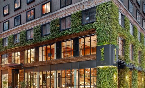 best new york boutique hotels best boutique hotels in new york 1 hotel central park