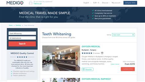motore di ricerca interno turismo sanitario una startup per curarsi all estero