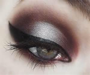 burgundy burlesque makeup tutorial youtube