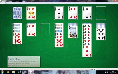 how to play solitaire learn solitaire computer learn how to play and enjoy