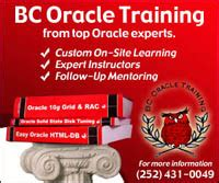 oracle tutorial for experts oracle 11g training classes