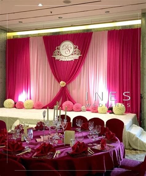 Wedding Backdrop Hong Kong by Printing Backdrop Design Ines Weddings Event Decoration