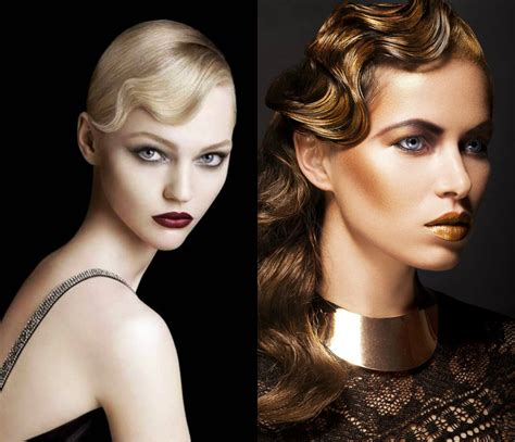 1920 Finger Wave Hairstyles by 1920 S Inspired Retro Hairstyles To Look Delicate Today