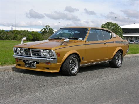mitsubishi colt galant gto mitsubishi colt galant gto 1973 classic car show
