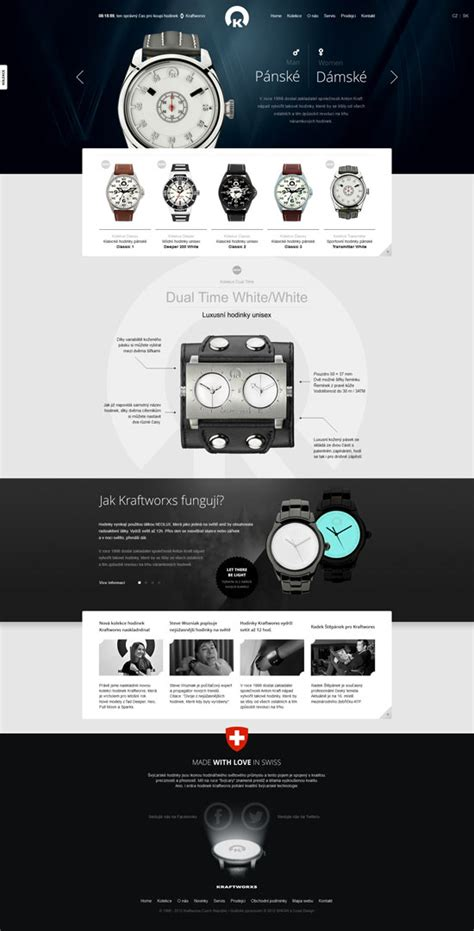 creative layout design inspiration creative web design layouts to inspire you 31 exles