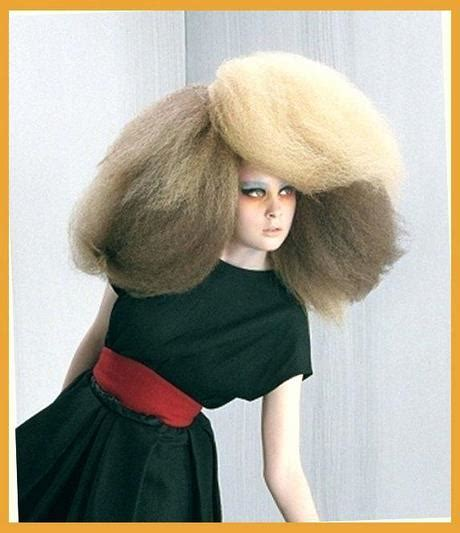 short hair  thick curly hair