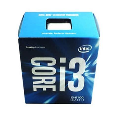 Intel I3 6100 3 7ghz for sale intel i3 6100 3 7ghz socket 1151 processor