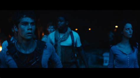 the maze runner movie images featuring dylan o brien the maze runner movie images featuring dylan o brien