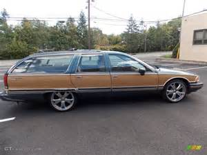 1994 Buick Roadmaster Wagon Jadestone Metallic 1994 Buick Roadmaster Estate Wagon