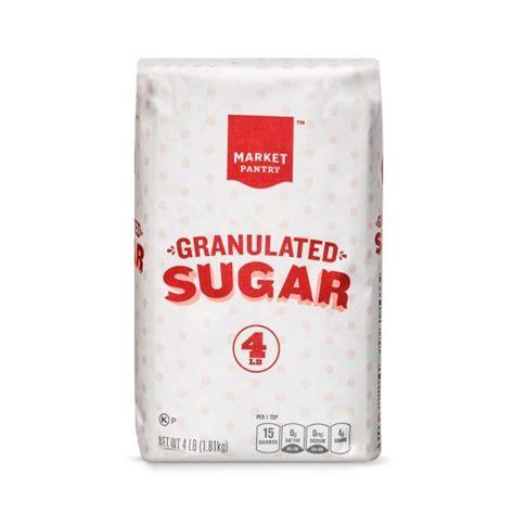Granulated Sugar  4lb   Market Pantry : Target