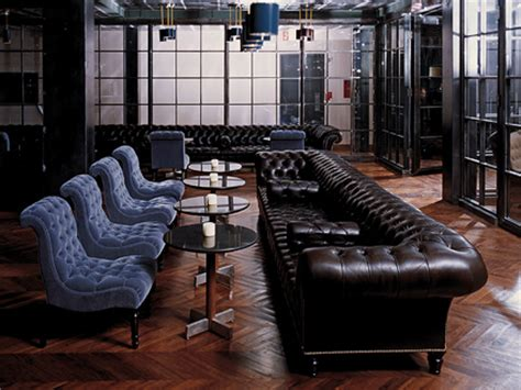 Recliners Nyc by Soho House New York George Smith