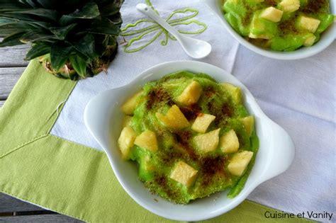 chartreuse en cuisine sabayon ananas et chartreuse verte cuisine et vanity