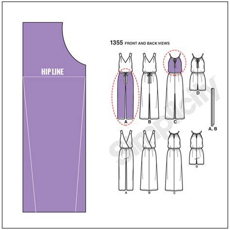 jumpsuit pattern simplicity 1355 diy jumpsuit simplicity pattern review 1355 fashion