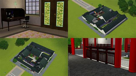 traditional chinese house plans traditional chinese house plans