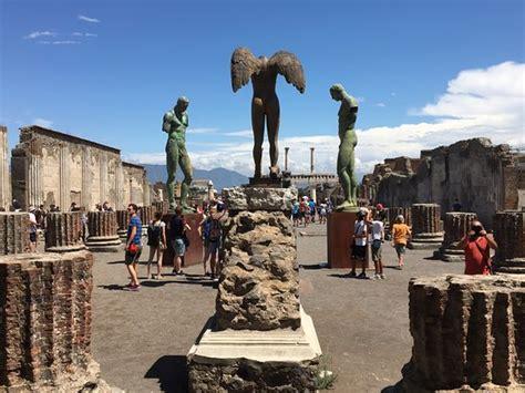 ingresso scavi pompei scavi pompei foto di pompeii parco archeologico