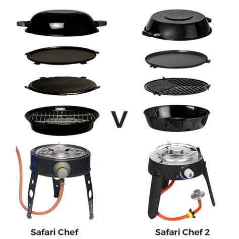 Cadac Safari Lp by Product Review Cadac Safari Chef Vs Safari Chef 2 Winfields