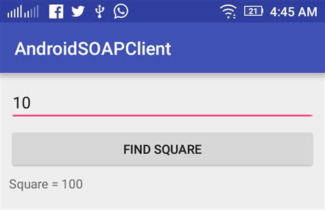 tutorial php soap client android soap client exle using ksoap2 the crazy