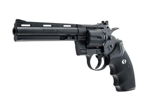 Revolfer Pyton colt python 357 co2 pellet bb revolver single 0 177 cal ebay