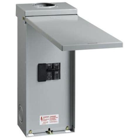ge 100 outdoor circuit breaker with enclosure
