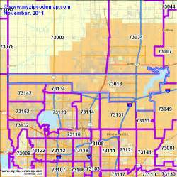 Edmond Zip Code Map by Zip Code Map Of 73013 Demographic Profile Residential