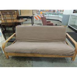 august lotz futon frames august lotz wooden futon frame and mattress
