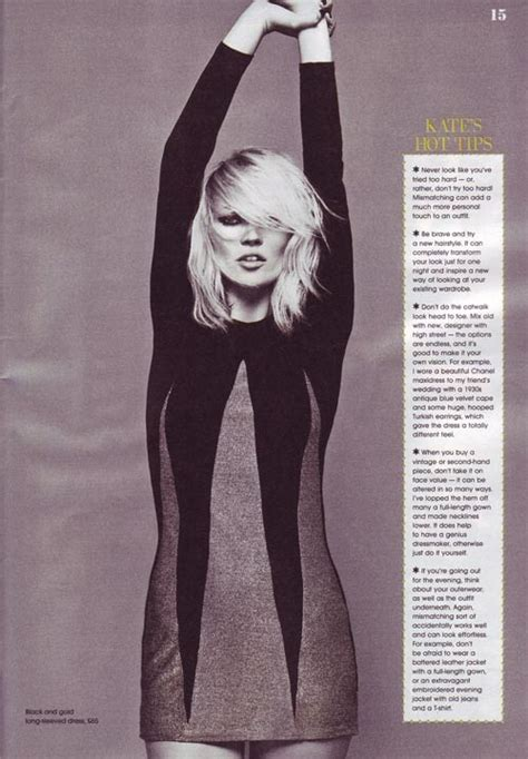 Kate Moss 2008 Collection For Topshop by Kate Moss Topshop 2008 Collection Nitrolicious