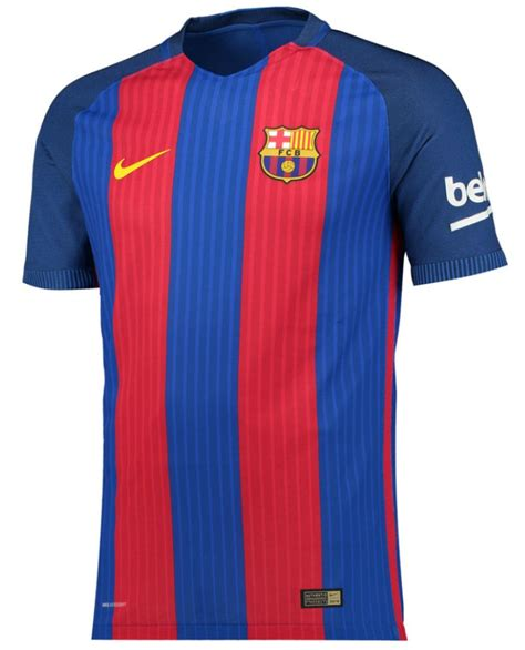 Tshirt Nike Barca the history of the fc barcelona shirt more than a club