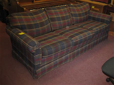 red plaid sofa broyhill plaid sofas matching green ivory red plaid sofa loveseat