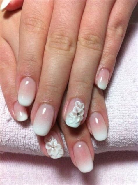 the ring finger wedding nails design possible wedding