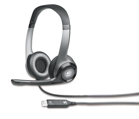 Headset Logitech Introducing New Headsets With Wideband Audio