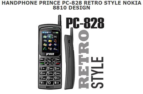 Harga Merk Hp Prince abie bayie ponsel serang banten prince pc 828 model