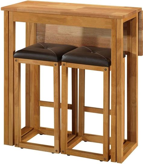 bar table and stools set furniture small pub sets