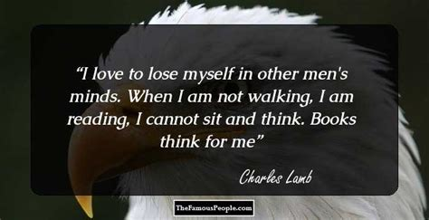 think for myself books 60 notable quotes by charles the most lovable figure