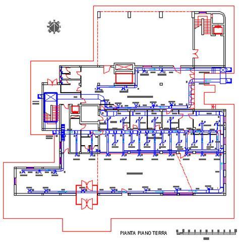 relazione tecnica capannone industriale climatizzazione dwg fisica tecnica e impianti