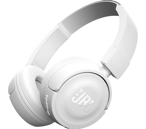 Headphone Jbl T450 Buy Jbl T450 Headphones White Free Delivery Currys