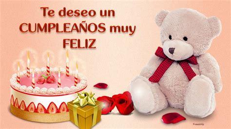 imagenes y frases de cumpleaños con rosas frases para feliz cumplea 241 os con peluches rosas de amor
