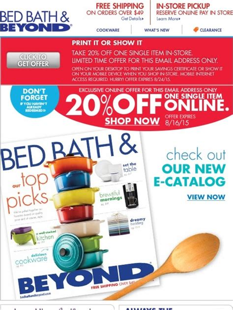 bed bath and beyond corporate address bed bath and beyond 2 great offers 20 off online and in