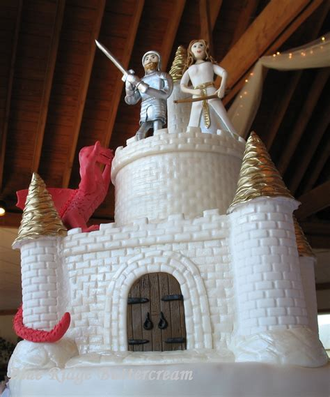 Castle Wedding Cake by 1000 Images About Knights And Princesses On