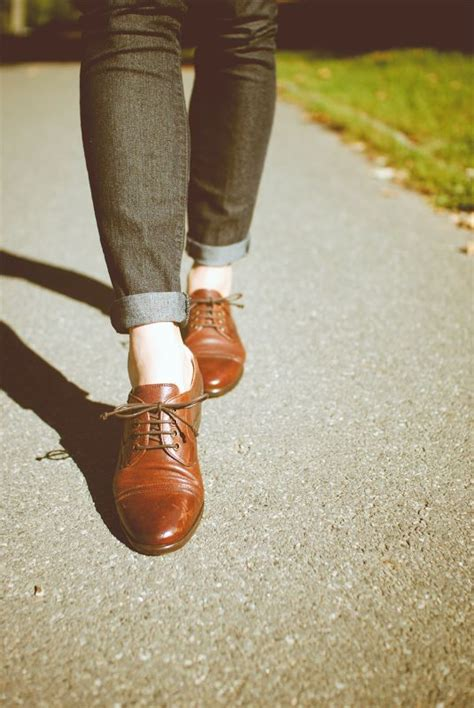 womens oxford shoes brown 480 best how to wear it brown leather oxfords images on