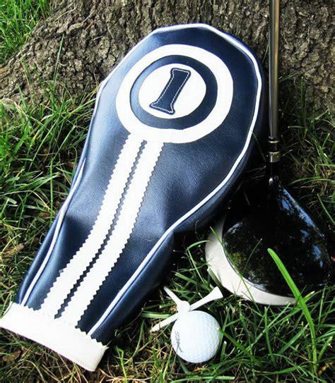 Handmade Golf Headcovers - 20 diy gifts for hative